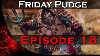 Friday Pudge - EP. 18