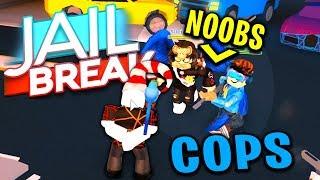 NOOB COPS (Roblox Jailbreak)
