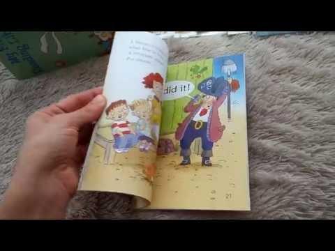 Great Usborne books for kids starting school