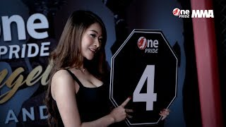 Download Mp3 Ademnya Liat Riona Celine Ikut Audisi Angels | One Pride Angels Search And Shine