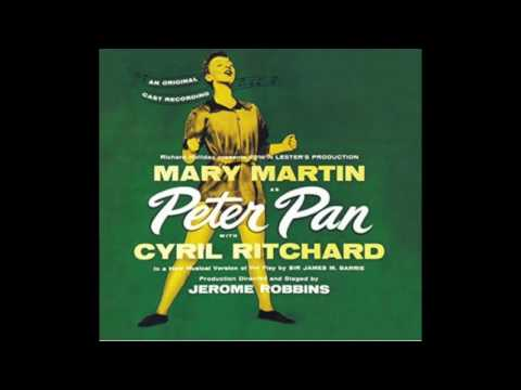 Peter Pan 1954 Musical Full Underscore - Scurry Music