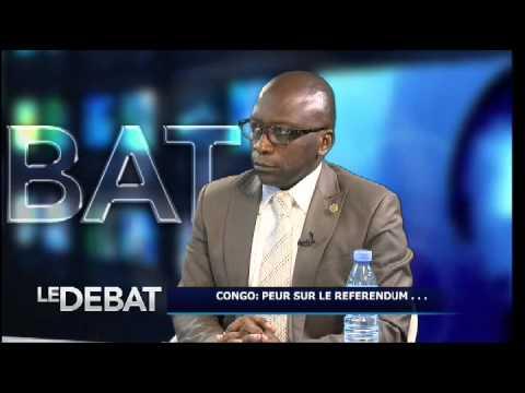 Le Debat, Édition Special sur le Congo-Brazzaville