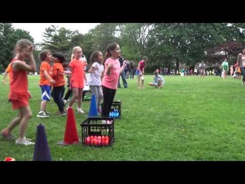 Julian Curtiss School Holds Annual Field Day