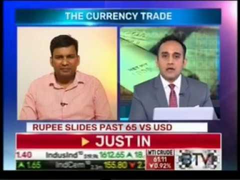 BTVI The Commodity Trade 22 Feb 2018 - Mr. Abhishek Goenka CEO, India Forex Advisors (IFA Global)