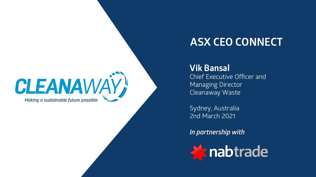 ASX CEO Connect - March 2021