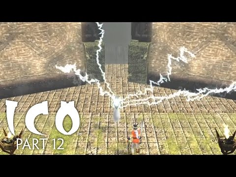 ICO - Part 12 - Farewell - Let's Play Blind PC