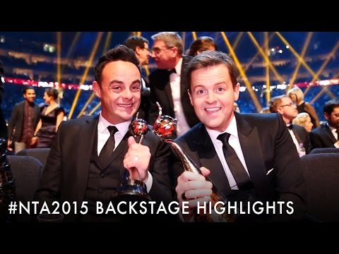 Exclusive NTA 2015 Backstage Highlights