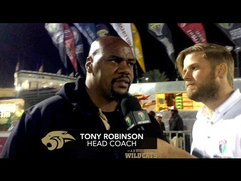 WEEK 07 - Men - Post Game Interviews - Wildcats - Tony Robinson