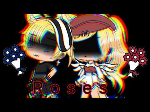 Roses //GLMV// UwU ! (Traduction Française)