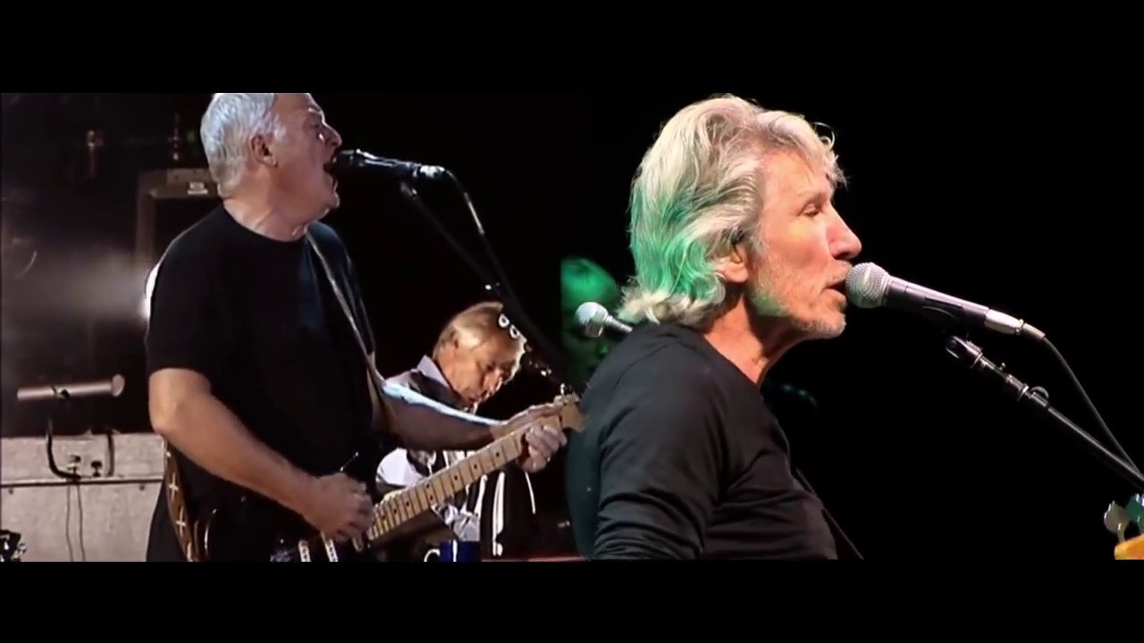 Pink Floyd Reunion Time Youtube