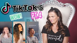 Cover images Vocal Coach Reacts to Tik Toks pt.4