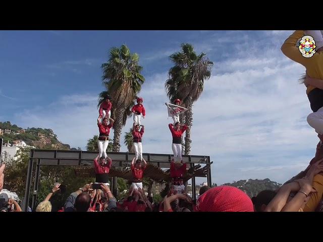 3xP4 Castellers Alt Maresme @ Blanes (20/19/2019)