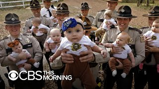 Missouri sheriff's department sees baby boom with 17 babies born in one year