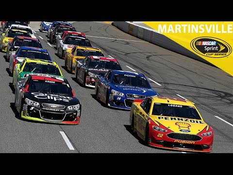 NASCAR Sprint Cup Series - Full Race - STP 500