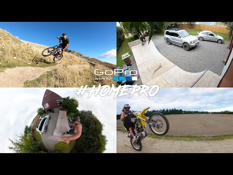 GoPro Awards: #HomePro With MSFT Productions