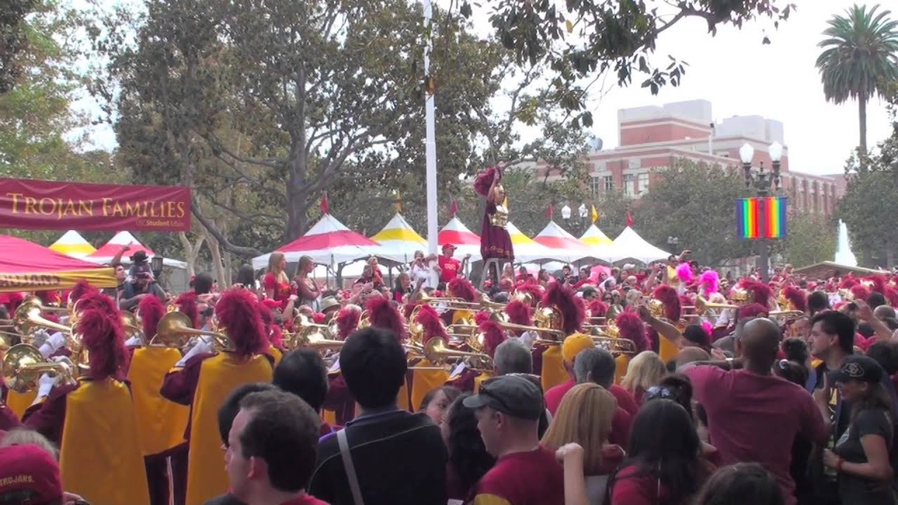 Usc Party School USC Campus Tailgate - ...