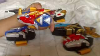Episode 95: Dino Thunder Morphers Review + Dino Minder