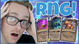 Hearthstone | RNGesus Take the Wheel! | Wild Quest Casino Mage | Saviors of Uldum