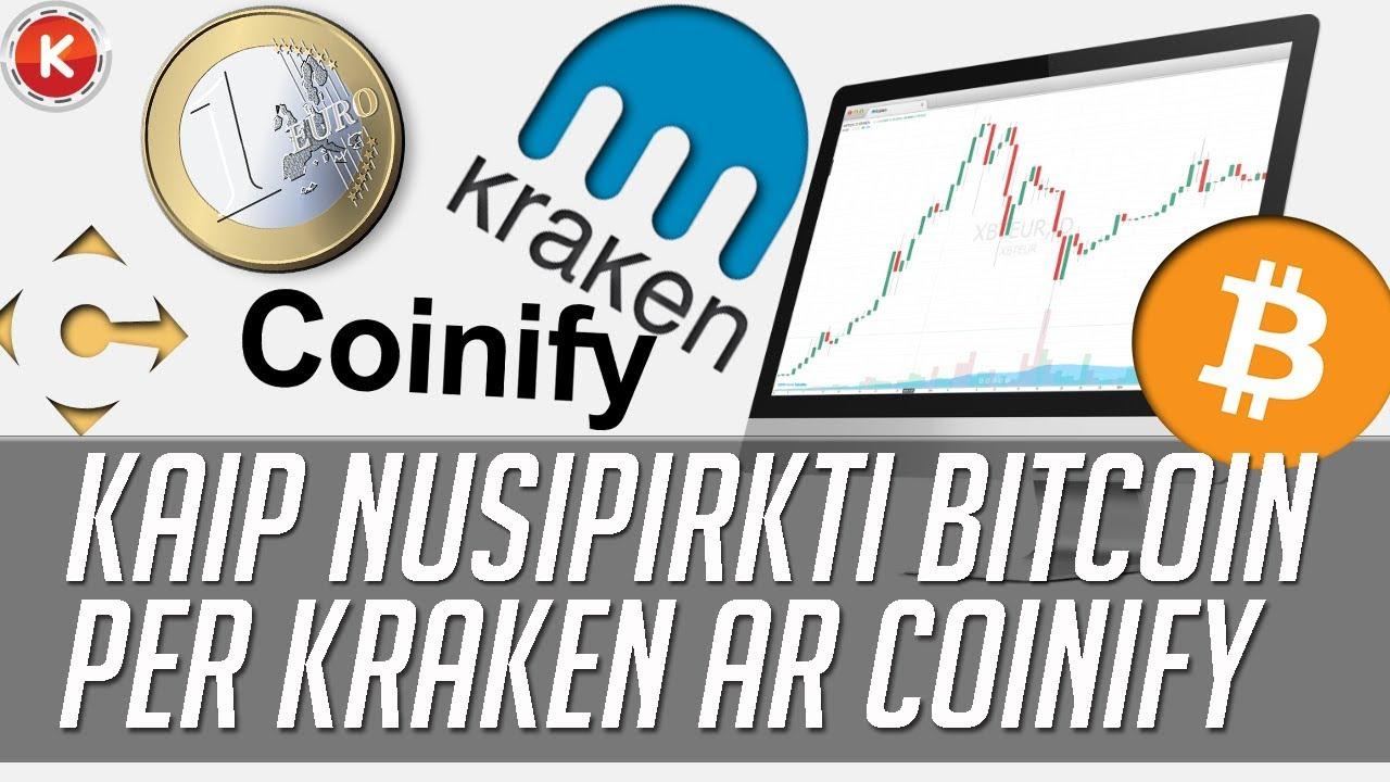 įsigyti bitcoin