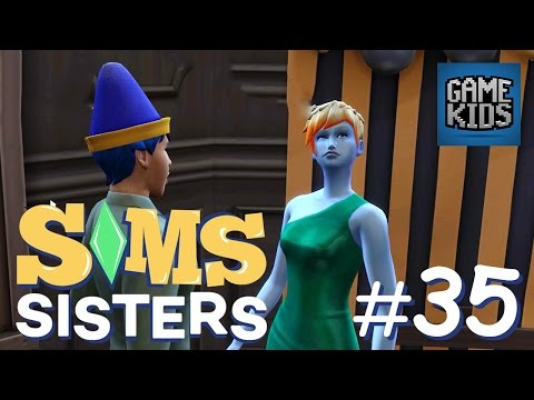 Party Of Surprises - Sims Sisters Episode 35