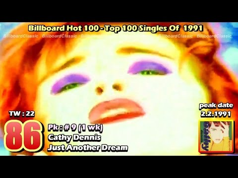 "1991 Billboard Hot 100 ""Year-End"" Top 100 Singles [ 1080p ]"