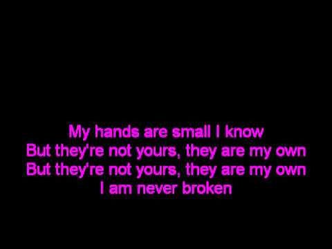 Hands By Jewel Lyrics