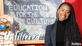 Why You Shouldn't Say Yes To Everything According To Activist Jamira Burley | Unfiltered | Forbes