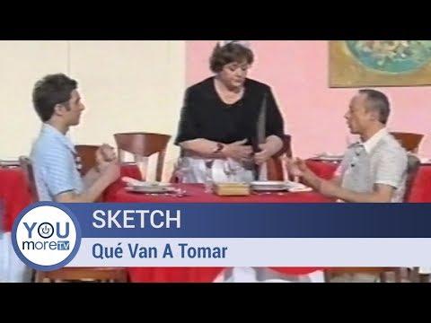 Sketch   Qué Van A Tomar