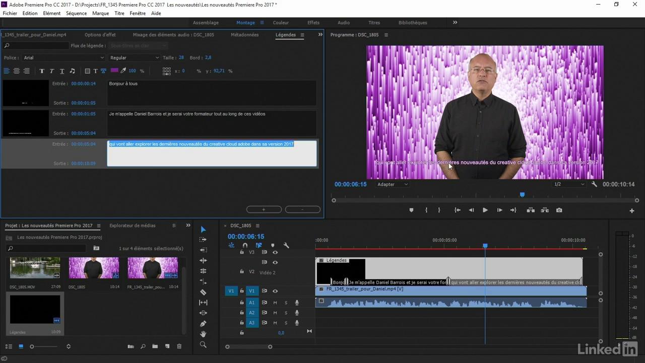 Tutoriel premiere pro cc 2017 appliquer un contour aux lgendes tutoriel premiere pro cc 2017 appliquer un contour aux lgendes video2brain ccuart Images