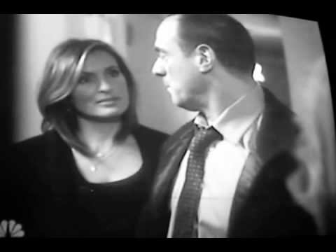 law and order svu stabler and benson hook up