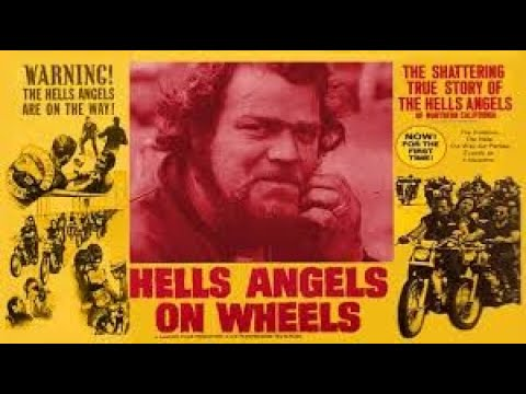 '' hell's angels on wheels '' - opening credits - 1967.