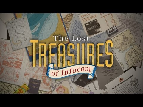 Lost Treasures of Infocom - Universal - HD Manuel/Maps/InvisiClues/Feelies Trailer