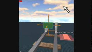 How to make a Train Stopper on Roblox