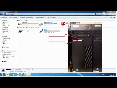 How To Enable USB Port Or Pendrive In Window 7/ 8/ 10/ XP