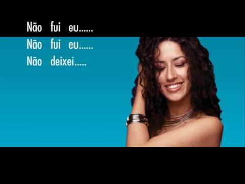Ana Moura  / ** Não Fui Eu ** / mp3