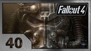 Fallout 4. Прохождение 40 . Ночной Бостон и список убитых.