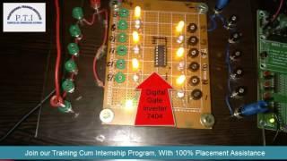 Digital Inverter Ic Professional Training Ins Ute