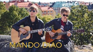 Mando Diao - Money (Acoustic session by ILOVESWEDEN.NET)