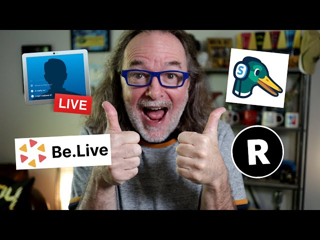 Best Software for Live Streaming On YouTube and Facebook