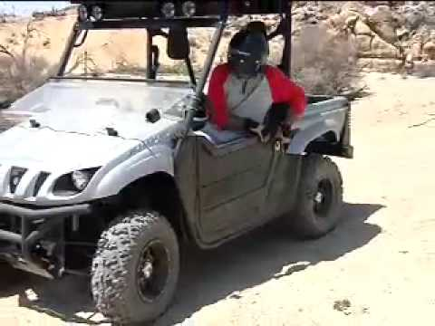 & ATV Television Product Review - Rhino Doors - YouTube