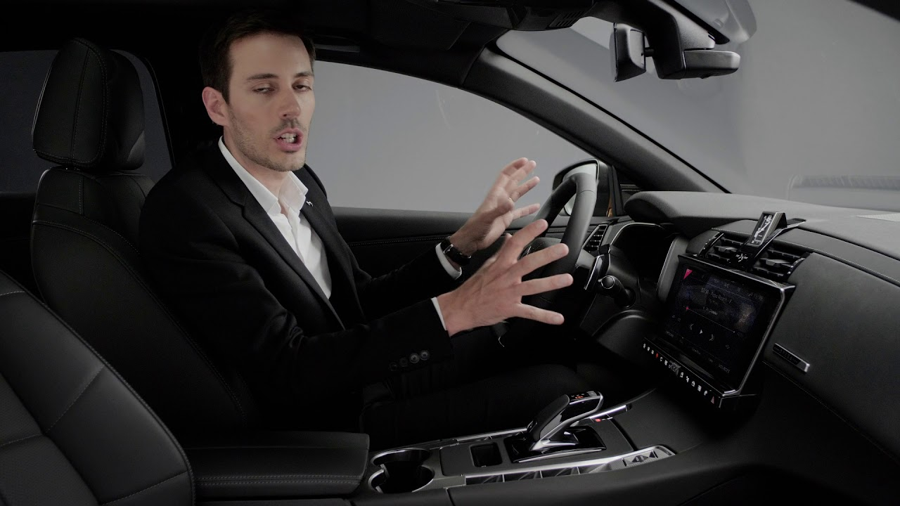 Ds 7 crossback design int rieur youtube for Interieur ds7