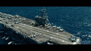Video Two Steps From Hell - Flight Of The Silverbird   Battleship Movie Tribute download MP3, 3GP, MP4, WEBM, AVI, FLV Mei 2018