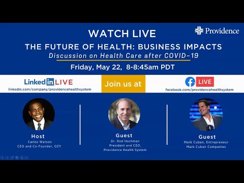 Future of Health Business Impacts