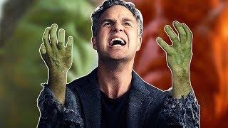 POURQUOI HULK NE PEUT IL PLUS SE TRANSFORMER ? (Avengers Infinity War)
