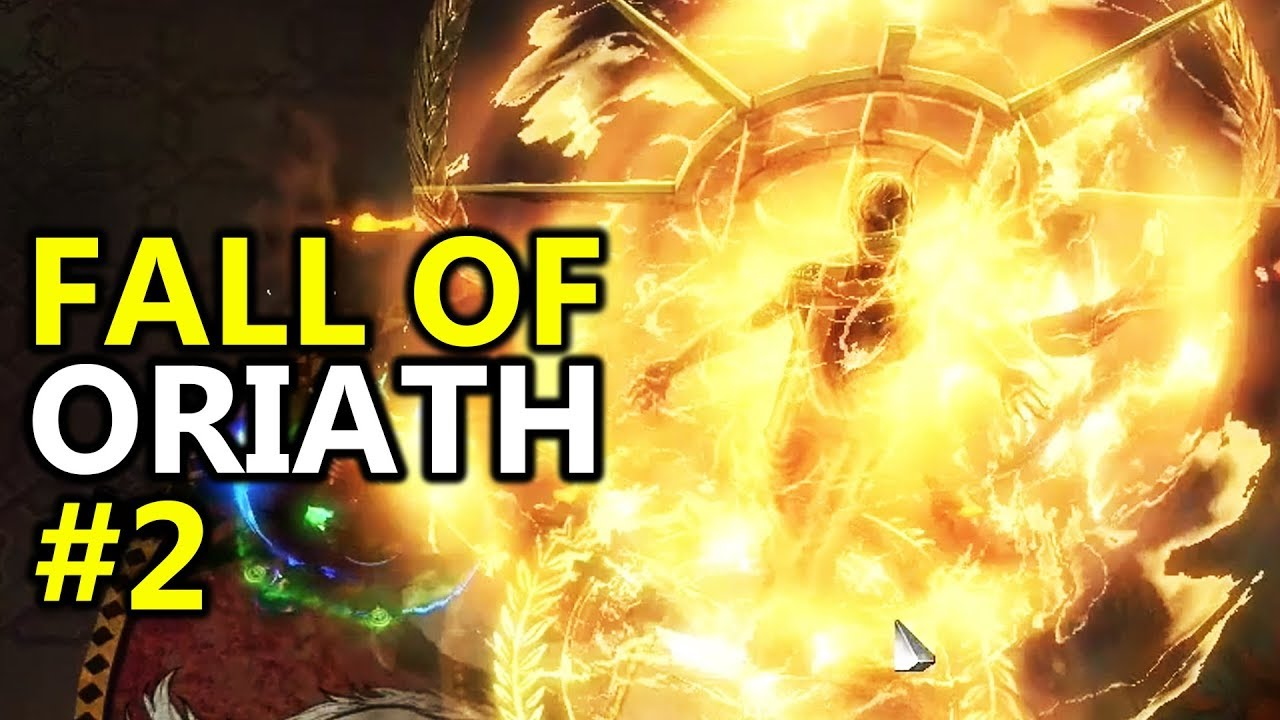 Poe Build Fall Of The Oriath