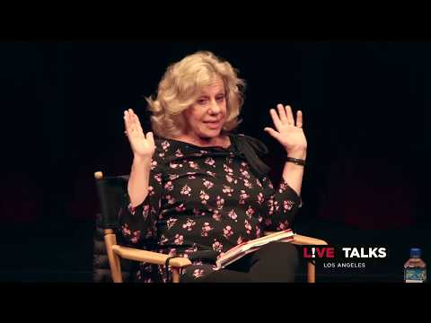 Erica Jong in conversation with Susan Orlean at Live Talks Los Angeles