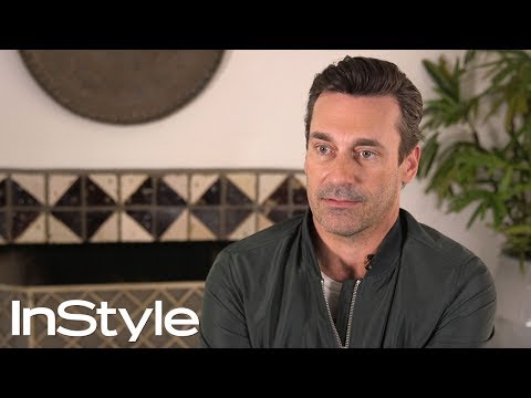 Celebrity Vitals: The Last Thing Jon Hamm Googled | InStyle