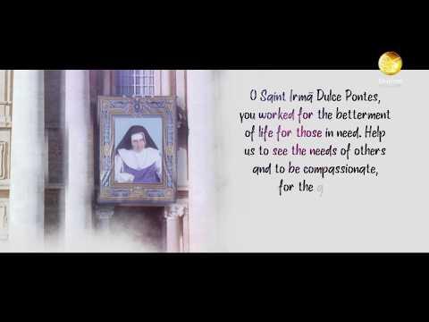 Saint Irma Dulce Lopes Pontes | Prayer