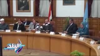 محافظ القاهرة: جمعية قبطية ساهمت في تنظيم مسابقة القرآن الكريم..فيديو و صور