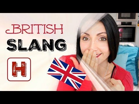 TOP 15 Most Common SLANG WORDS Beginning with H |  #8 LEARN ENGLISH SLANG